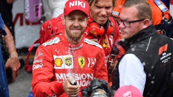 F1, Vettel allontana laddio: Ho molto da dare in Ferrari