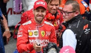 F1, Vettel allontana l'addio: ''Ho molto da dare in Ferrari''