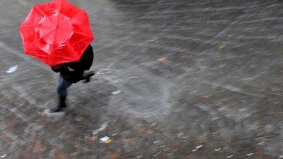 Piogge estreme aumentate in modo costante negli ultimi 50 anni