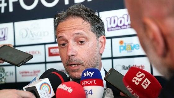 Juventus, Paratici: ''Sarri? Valutiamo più allenatori, serve ancora un po' di tempo''