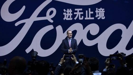 Usa-Cina, schiaffo di Pechino: multa alla società locale della Ford