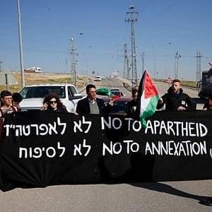 """Israele, oltre 100 attività commerciali, culturali e sportive si dichiarano """"Spazi Liberi dall'Apartheid"""" dei coloni"""