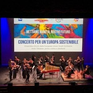 Concerto al Festival dello Sviluppo