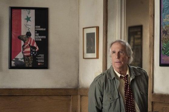 "Henry Winkler, un Emmy per 'Barry': ""Hollywood è come sempre. Oggi sono un Fonzie 'zen'"""