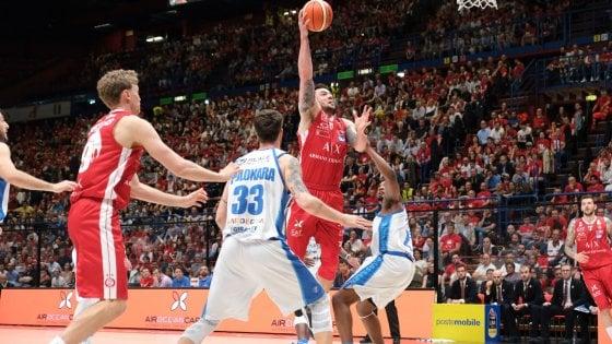 Basket, doping; Olimpia Milano: Burns positivo ad un anabolizzante