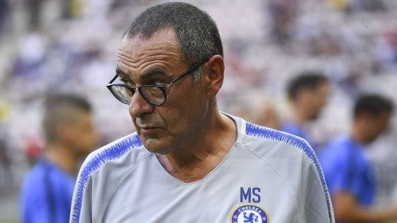 Juventus, Sarri bloccato dal Chelsea: il via libera ancora non arriva