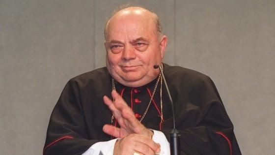 Morto il cardinale Sgreccia, tra massimi esperti di bioetica