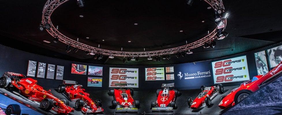 Ferrari, a Maranello due mostre che incantano
