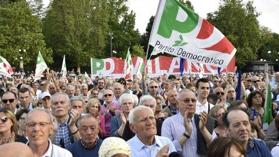 """Voto anticipato, i dubbi nel Pd. I renziani: """"Il Paese brucia, per le urne c'è sempre tempo"""""""