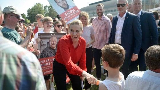 Elezioni Danimarca, trionfo dei socialdemocratici grazie alla linea dura sull'immigrazione