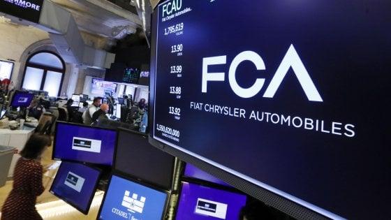 Fca ritira la proposta di fusione con Renault: Mancano le condizioni politiche.  Elkann: Irragionevole andare avanti