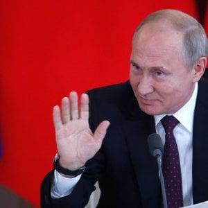 Putin-Papa Francesco, incontro il 4 luglio in Vaticano