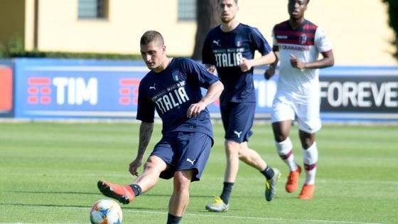 """Nazionale, Verratti: """"Con Mancini è un'altra cosa, ora mi sento leader"""""""