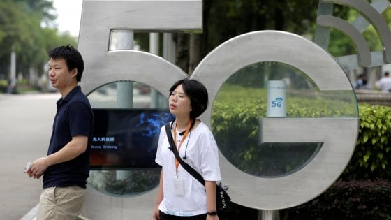 5G, la grande corsa cinese. Huawei: 46 contratti per uso commerciale