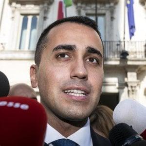 Fca-Renault, Di Maio all'attacco del governo francese