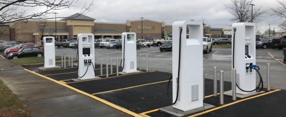 Auto elettrica, la rivoluzione in Usa arriva da Walmart