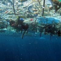 Ecco l'Atlante mondiale della zuppa di plastica nel mare