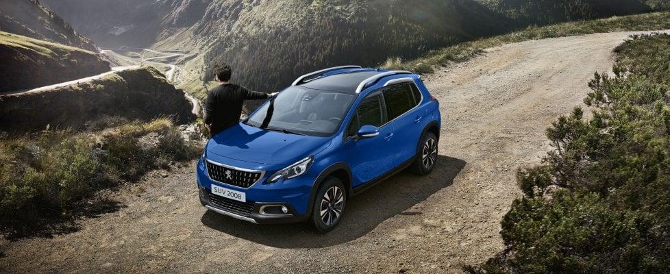 Peugeot 2008, quando essere alla moda diventa conveniente