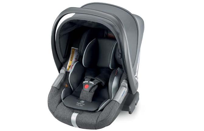 Inglesina Ally Pad, stop ai bebè dimenticati in auto