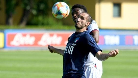 """Chiellini: ''In Grecia partita non facile, attaccare ma con giudizio"""""""