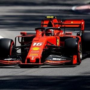F1, Gp Canada: squillo Ferrari nelle libere, Leclerc in testa davanti a Vettel