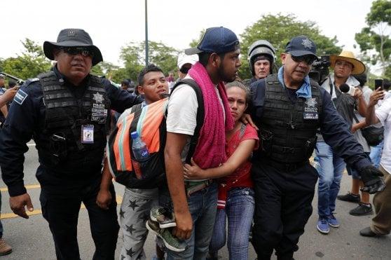 Dazi, l'annuncio di Trump: raggiunto accordo con Messico