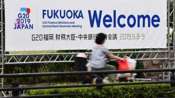 G20 in Giappone, Tria stoppa i minibot: Già dato parere negativo