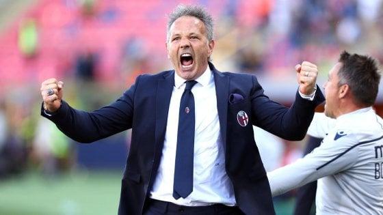 Bologna, Mihajlovic firma fino al 2022: ''Club ha progetto ambizioso''