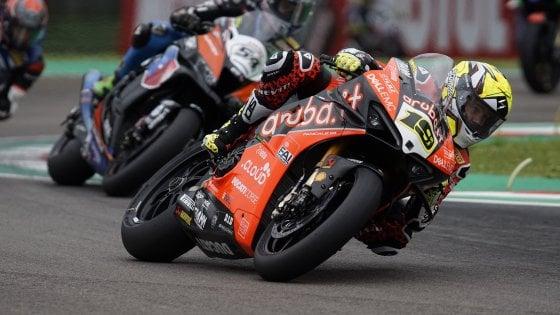 Superbike, Gp Spagna: Bautista torna a vincere, Melandri quarto