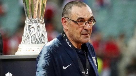 Juventus, lunedì può essere il giorno di Sarri