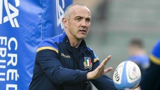 "Rugby, O'Shea: ""Ai mondiali vogliamo i quarti. Bisogna battere All Blacks o Sudafrica"""