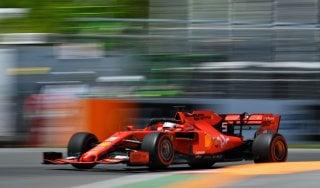 """F1, Gp Canada: Vettel conquista la pole. """"Carico di adrenalina"""". Terzo tempo per Leclerc"""