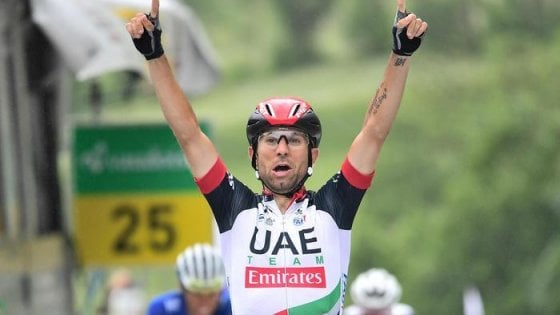 Ciclismo, Ulissi vince il Gp Lugano. Delfinato, prima tappa a Boasson Hagen