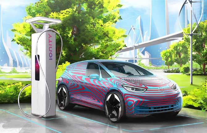 Volkswagen all'assalto della mobilità elettrica
