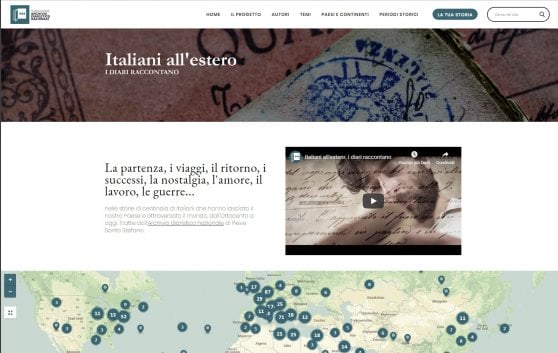 Quando eravamo noi i migranti: mille storie italiane in un archivio da rileggere e rivivere