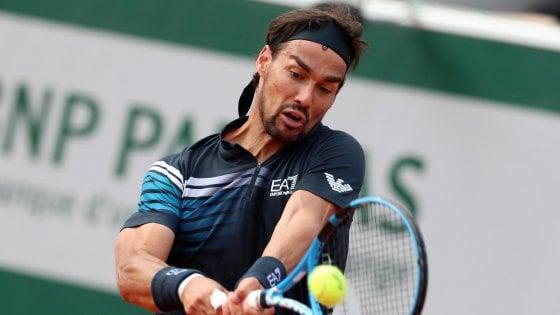 Tennis, classifiche: Fognini nella top ten, Berrettini scavalca Cecchinato