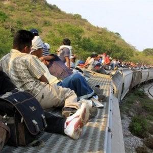 """Messico, """"La carovana non é un fenomeno migratorio, é una rivoluzione"""""""