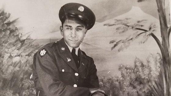 """Eccidio di Montebuono: i """"bambini"""" che aiutarono i soldati Usa parlano con il fratello del caporale Valdez"""