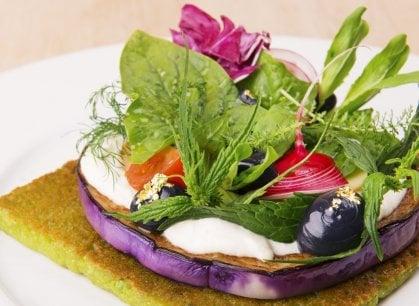 Maggese, il ristorante vegetariano nel regno della bistecca