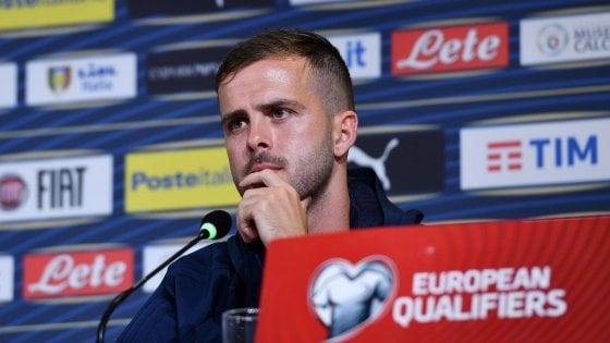 """Juventus, Pjanic: """"Qui ci sono solo certezze, arriverà un grande tecnico"""""""
