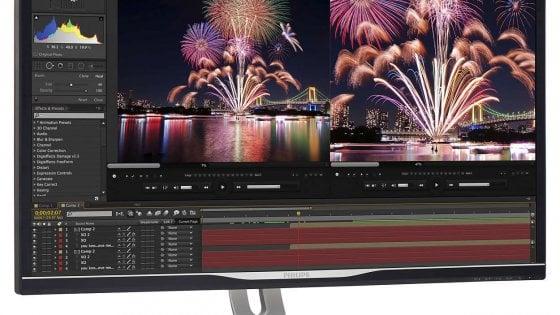 Philips, i nuovi monitor 4K HDR: top di gamma  per multimedia e lavoro. La nostra prova