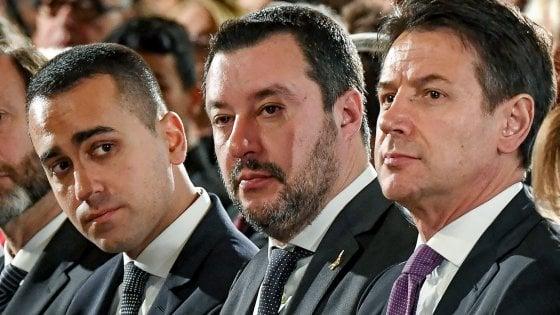 """Governo Conte, Di Maio: """"Non credo che l'Ue andrà fino in fondo sulla procedura di infrazione"""""""