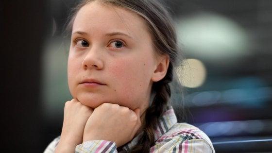 I bookmaker non hanno dubbi: il Nobel per la pace andrà a Greta Thunberg
