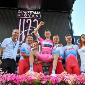 Ciclismo, Giro dItalia U23: da Riccione inizia la caccia alla maglia rosa