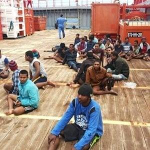 Migranti, da 10 giorni la Tunisia dice no allo sbarco di 75 persone salvate in mare