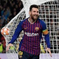 La top ten degli sportivi più ricchi: la classifica di Forbes premia Messi