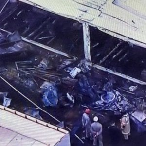 Brasile, incendio a Rio, incriminato ex presidente Flamengo. Morirono dieci giovani del club
