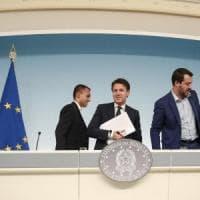 """Conti pubblici, il vertice di governo non è decisivo. Salvini: """"Utile, abbiamo iniziato un..."""