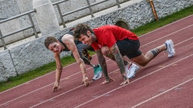 """Giochi senza barriere allo Stadio dei Marmi: il """"Mondo delle meraviglie"""" dei paralimpici"""