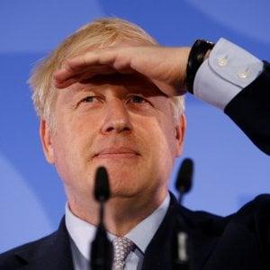 """Brexit, Johnson parla già da leader: """"Il 31 ottobre si esce dall'Ue, con o senza accordo"""""""